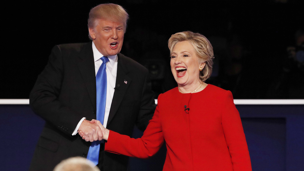 Top 4 Ways Trump Channeled Hillary Clinton As President-Elect