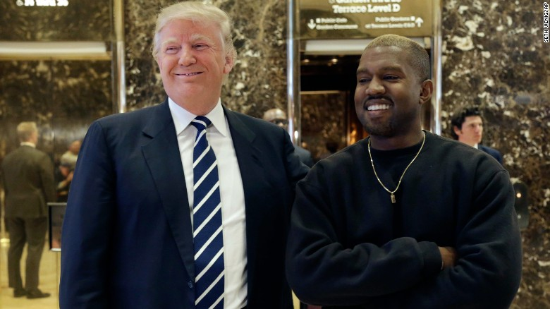 Kanye West Tweets About 2024 Run After Meeting with President-elect Trump