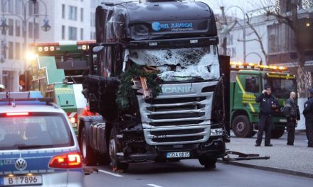 Berlin Attack: Massive Manhunt Underway for Tunisian Terror Suspect