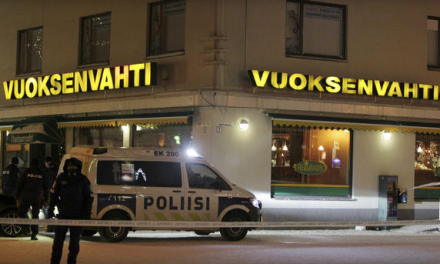 MOTIVE UNKNOWN: Gunmen Kills Two Journalist One Politician In Finland