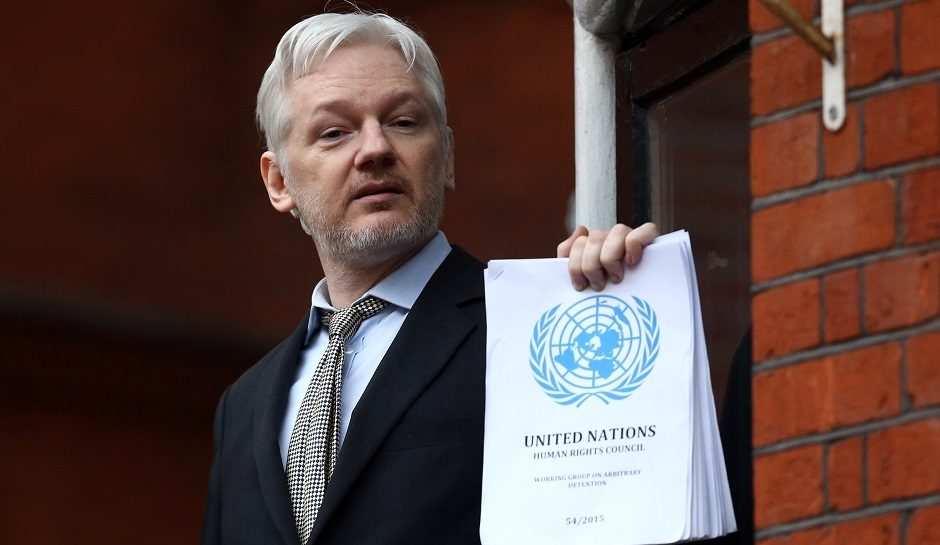 Iceland Prime Minister: Obama Administration Sent FBI To Frame Assange In 2011