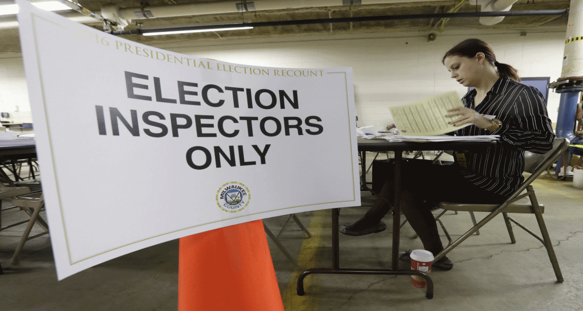 Half of Detroit Votes May Be Ineligible For Recount Donald Trump Ready to Move On With Presidency