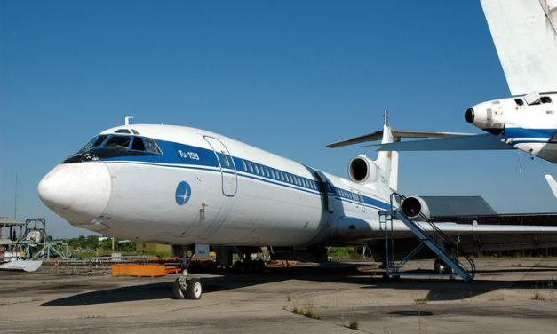 BREAKING: Russian Military Plane With 91 On Board Vanishes Over Black Sea