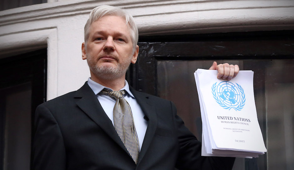 FRAMED BY POLICE: Assange Releases Exonerating Text Messages