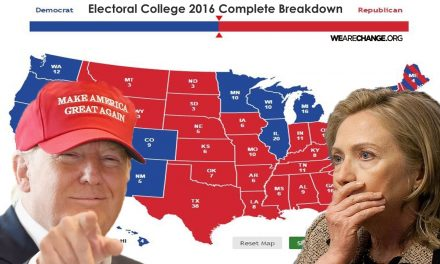 Breakdown: Official Results Of The Electoral College Vote