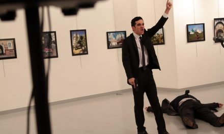 BREAKING: Russian Ambassador To Turkey Shot DEAD Before Critical Syria Talks