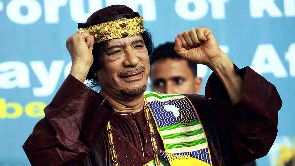 State Dept Removed Hillary's Libya Email That Shows Motive Behind Gaddafi's Assassination