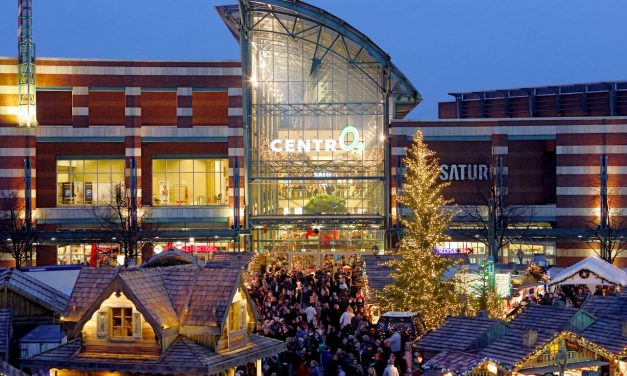 Police Arrest Duo Suspected of Plotting Terror Attack on Germany's Main Shopping Center
