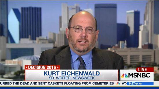 Newsweek Writer Threatens Journalist Bill Moran Over Pedophile Allegations