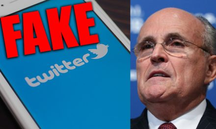FAKE Rudy Giuliani Twitter Account Suspended Following Series of 'PizzaGate' Tweets