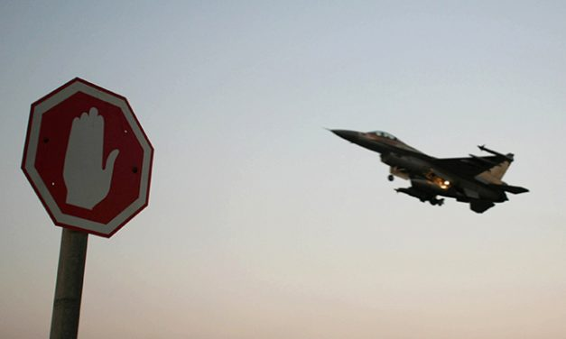 Congress Considering Bill To Allow Provocative 'No-Fly Zone' In Syria