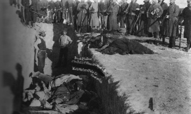 Remember The Massacre At Wounded Knee