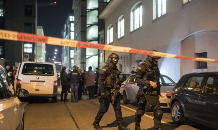 Three Wounded In Shooting At Islamic Center In Zurich; Suspect In Custody