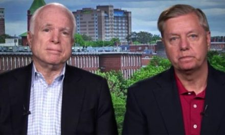 Neutered: McCain and Graham Back Off Push for Russian Hacking Committee