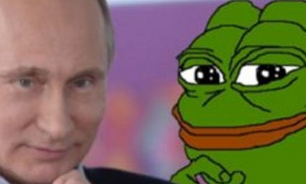 Based Russian Embassy Tweets Pepe the Frog at Theresa May