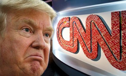 Trump Slams Corporate Media as 'Garbage,' Says CNN is 'Fake News'