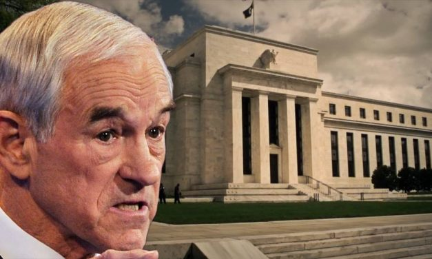 Ron Paul Warns Trump Can't Stop Imminent 'Economic Doomsday' Caused By Federal Reserve