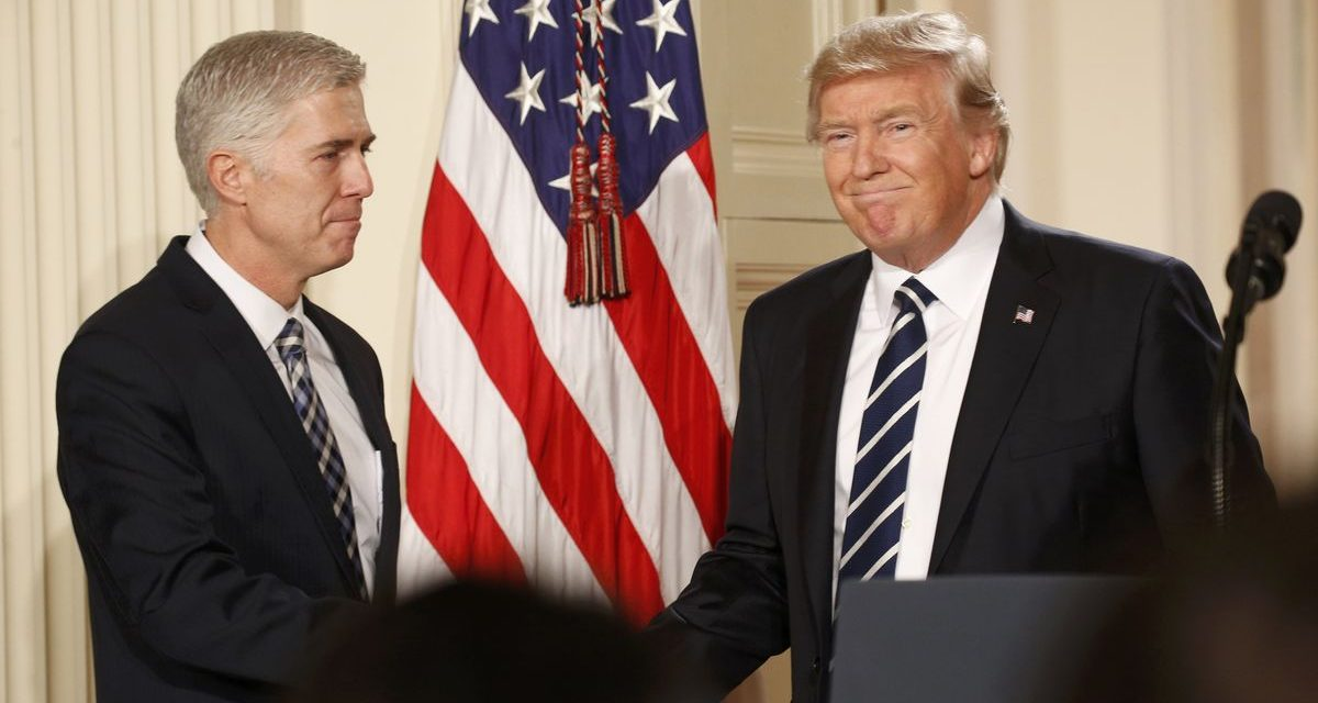 Scalia 2.0: Trump Nominates Neil Gorsuch For Supreme Court