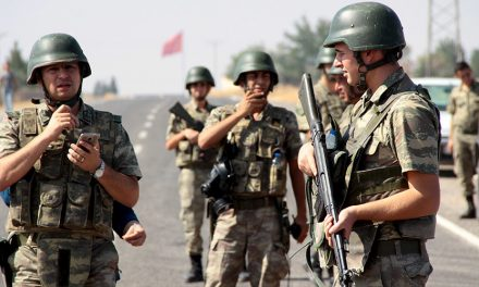 Iraq Demands Turkey Immediately Withdraw Its Ground Troops