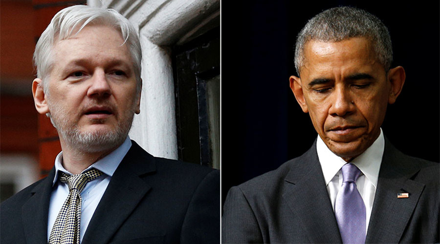 Shocking Admission By Obama As Julian Assange Agrees To Extradition