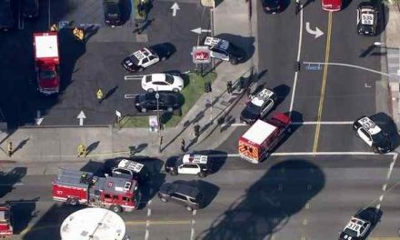 BREAKING: Police Fatally Shoot Knife-Wielding Man After Stabbing Rampage Near CNN Hollywood