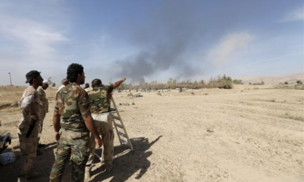U.S. and European Weapons Allegedly Used to Commit War Crimes in Iraq