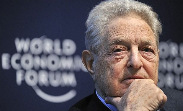 Macedonia Launches Massive 'Stop Operation Soros' Movement to Fight Back Against Liberal Billionaire
