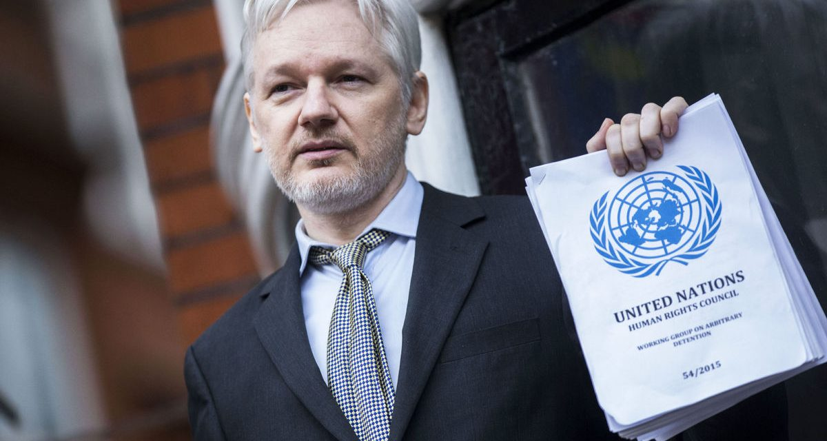 Mysterious WikiLeaks Warning Sparks Rumors Of Upcoming Release