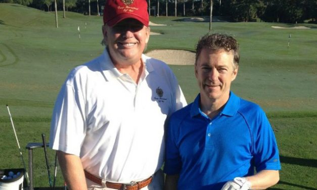 President-Elect Trump Endorses Rand Paul's 'Audit The Fed' Bill