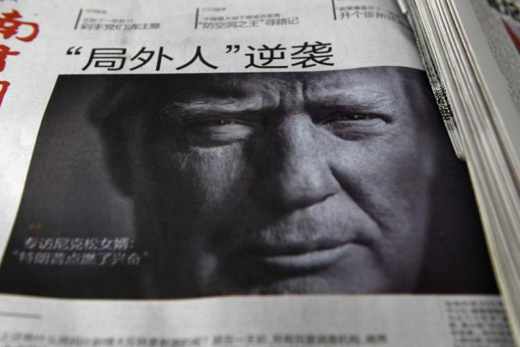 China Calls For Censorship—Forbids Media Coverage of Inauguration
