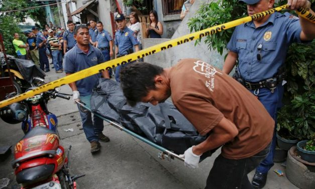 Philippine Police Suspend Brutal Anti-Drug Crackdown Amid Scandal