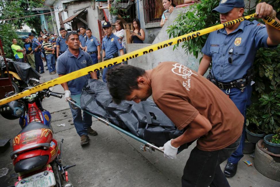 Philippine Police Suspend Brutal Anti-Drug Crackdown Amid Scandal