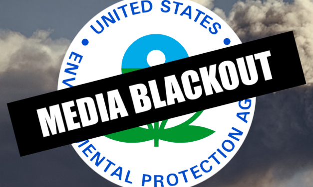 Trump Orders Media Blackout, Contract Freeze At EPA