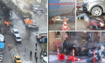 BREAKING: Car Bomb In Turkey Kills Two, Five Injured
