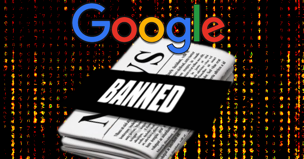 200 'Fake News' Sites Get The Ban-Hammer From Google Adsense