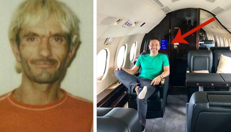 Former Homeless Heroin Addict Turns Life Around, Becomes Philanthropic Millionaire