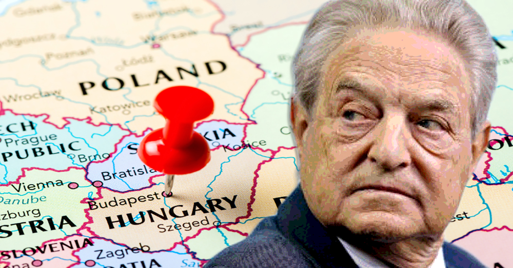 Hungary Planning Major Crackdown on NGO's to 'Sweep Out' Soros