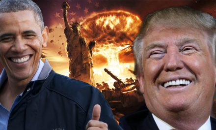 Obama Just Gave Trump The Keys To Start World War III