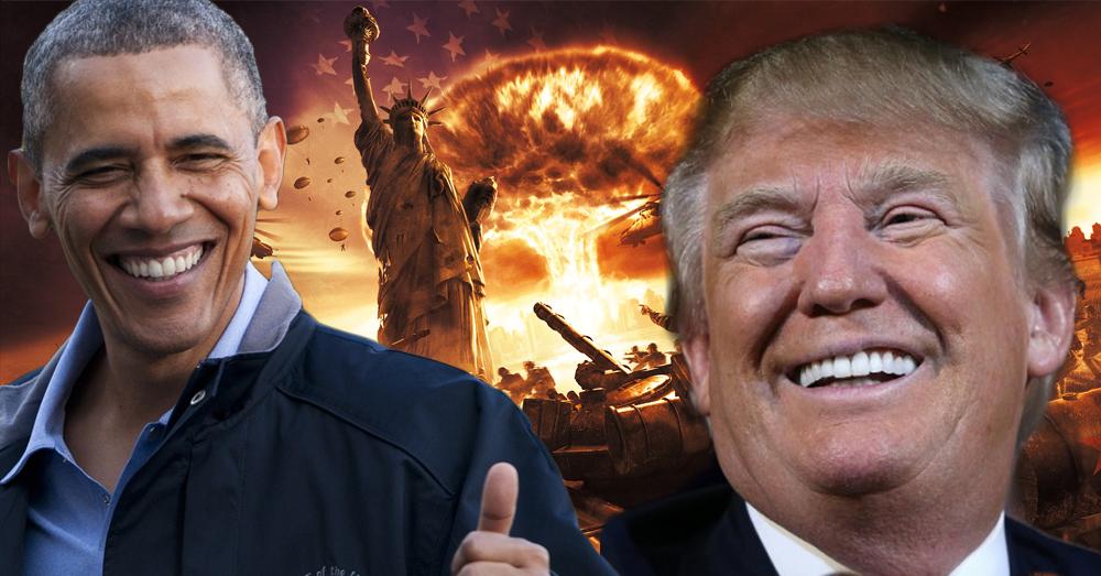 Obama Just Gave Trump The Keys To Start World War III