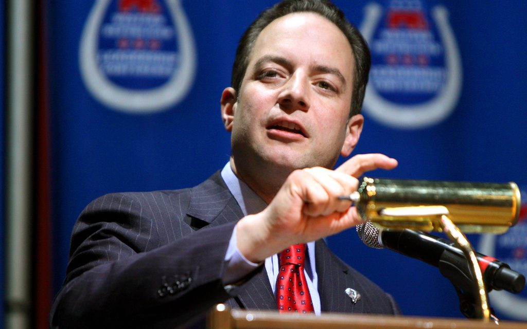 Priebus: Trump Now Accepts Russia Was Behind DNC Hacks