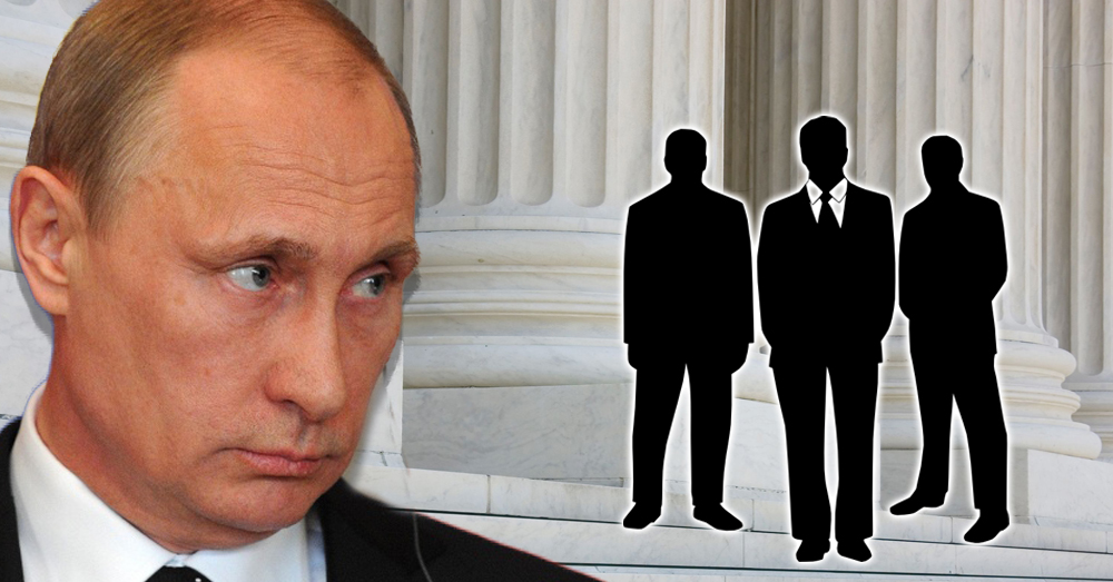 Putin Issues Warning to America: Elites Planning 'Soft Coup' To 'Delegitimize' Trump Presidency