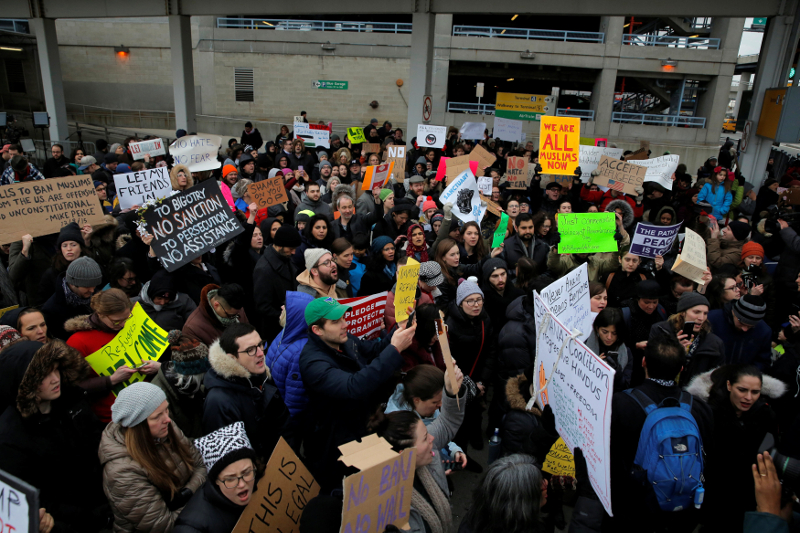 Federal Court Issues Emergency Stay Halting Trump's Travel Ban
