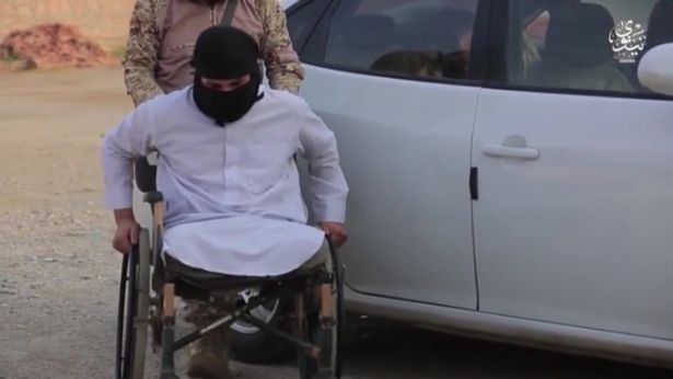 ISIS' Deranged New Suicide Technique: Strapping Bombs To Disabled People