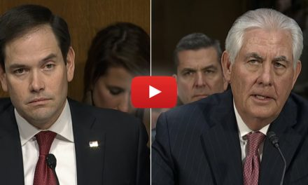 Watch: Trump's Sec. of State Nominee Grilled, Refuses To Condemn Saudi Human Rights Violations