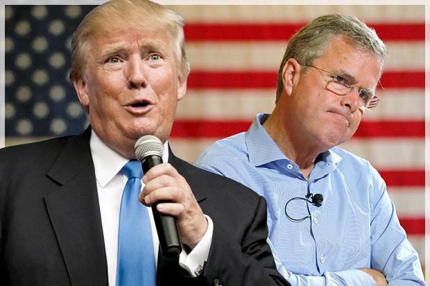 Report: Former MI6 Spy Paid By Jeb Bush Super PAC To Create Fake Trump Report