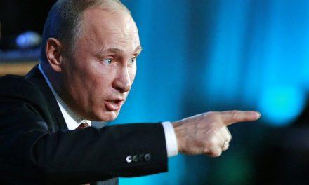 Russian President Vladimir Putin Warns Donald Trump Of Coup D'etat