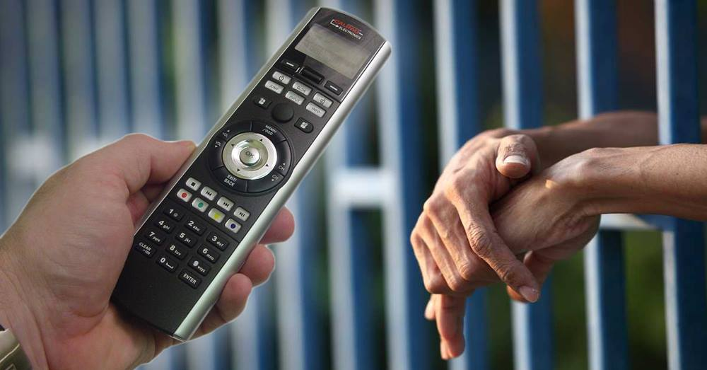 Yes, Really: Man Faces 22 Years In Prison For Stealing A TV Remote
