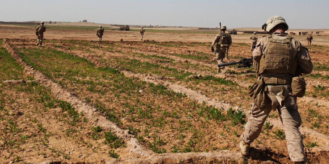 U.S. Marines Headed Back to Afghanistan's Helmand Province