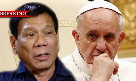 Philippines President Calls Out Vatican For Pedophilia & Gold Hoarding