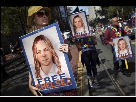 DOJ Official: Whistleblower Chelsea Manning on Obama's 'Short List' for Commutation